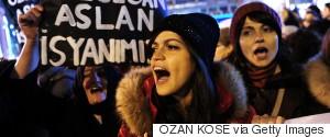 TURKEY WOMAN MURDER