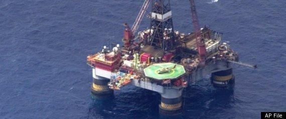 CUBA GULF OIL DRILLING