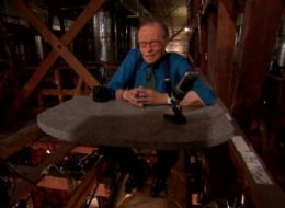 Larry King Conan