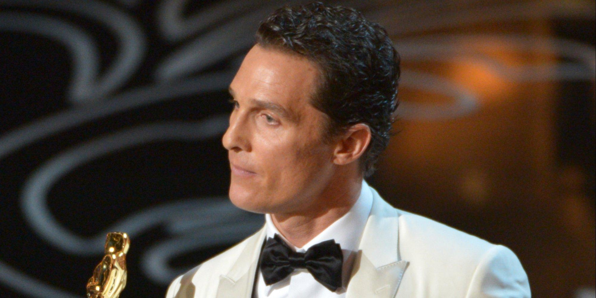 Oscar Winners Thank Go...