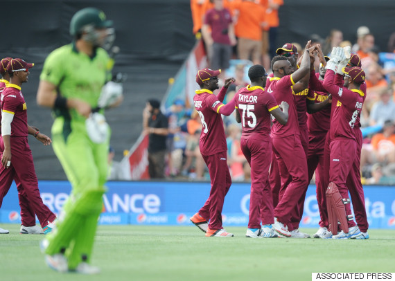 pakistan west indies
