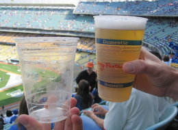 Ballpark Beer Scam