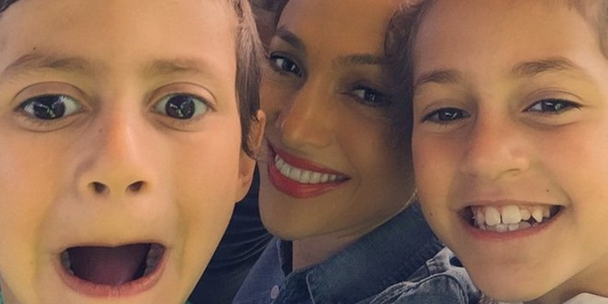 Jennifer Lopez And Marc Anthony Celebrate Their Twins' Seventh ...