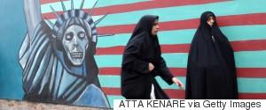 STATUE OF LIBERTY IRAN