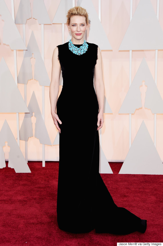 cate blanchetts oscar dress 2015 is even better because