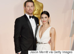 Channing Tatum And Jenna Dewan-Tatum Are Gorgeous As Ever At The Oscars