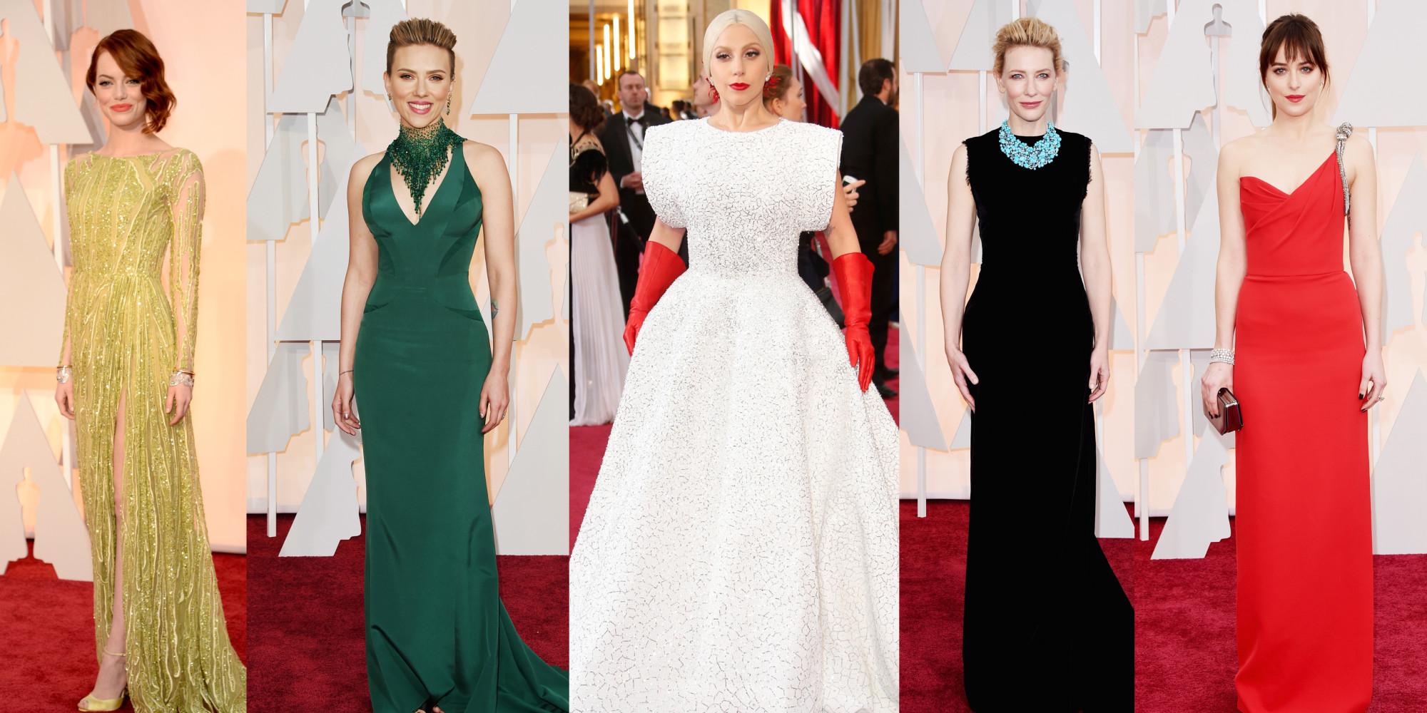 Платья Оскар 2015 Доставка