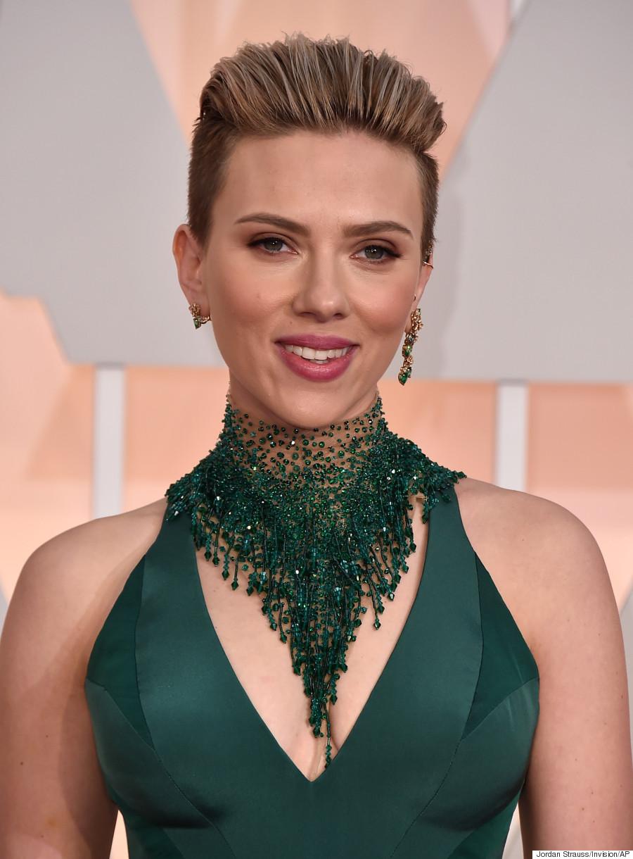 Scarlett Johansson's O...