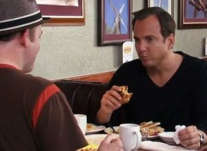 Always Open Will Arnett