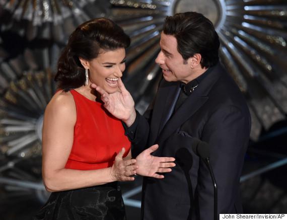 John Travolta And Idina Menzel Reunite In Yet Another ...