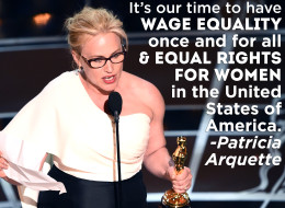 How Women Reacted To The 2015 Oscars