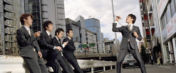 BUSINESSMAN JAPAN
