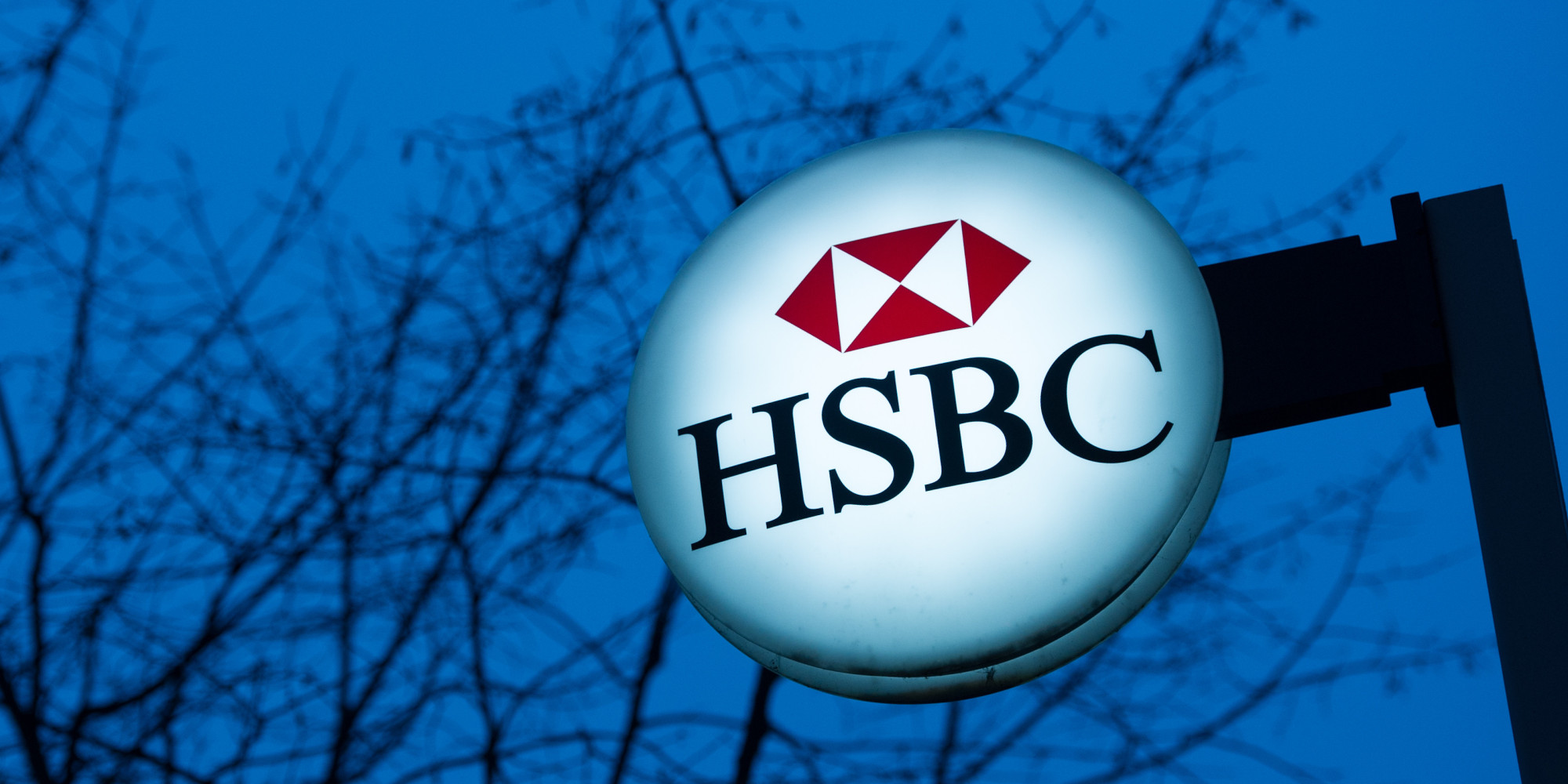 HSBC Profits Fall As Bank Reels From 'Painful' Tax