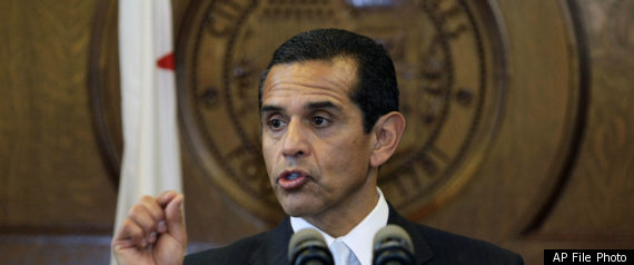 Villaraigosa Government Shutdown
