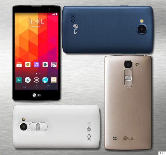lg mwc 2015 phones