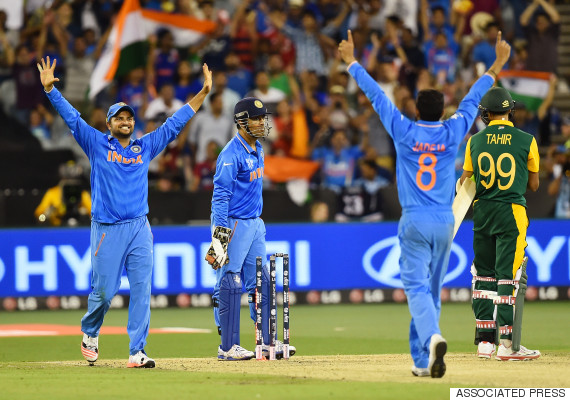 dhoni world cup