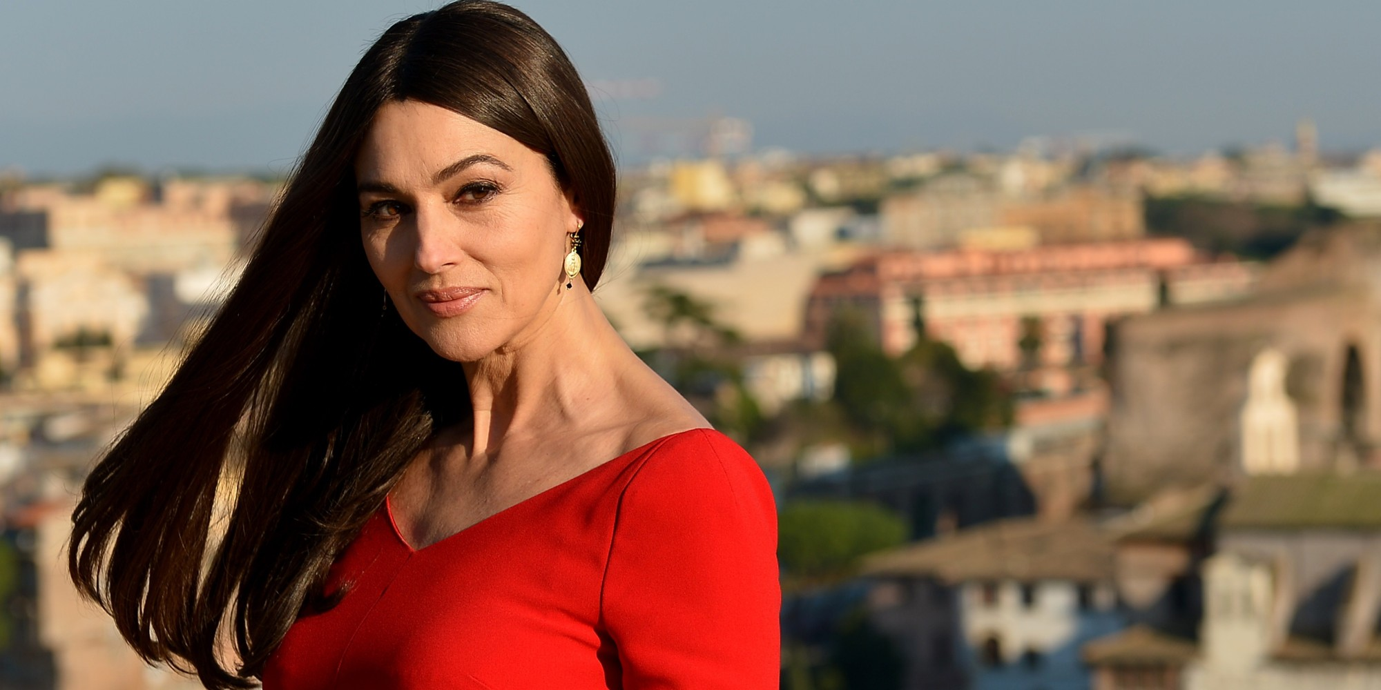 Monica Bellucci Insists She Is A 'Bond Lady' In 'Spectre', After ... Monica Bellucci