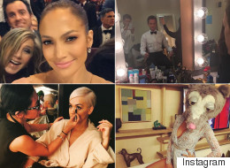 Best Instagram Pics From The Oscars