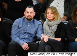 Benji Madden Inks His Love For Cameron Diaz With New Tattoo