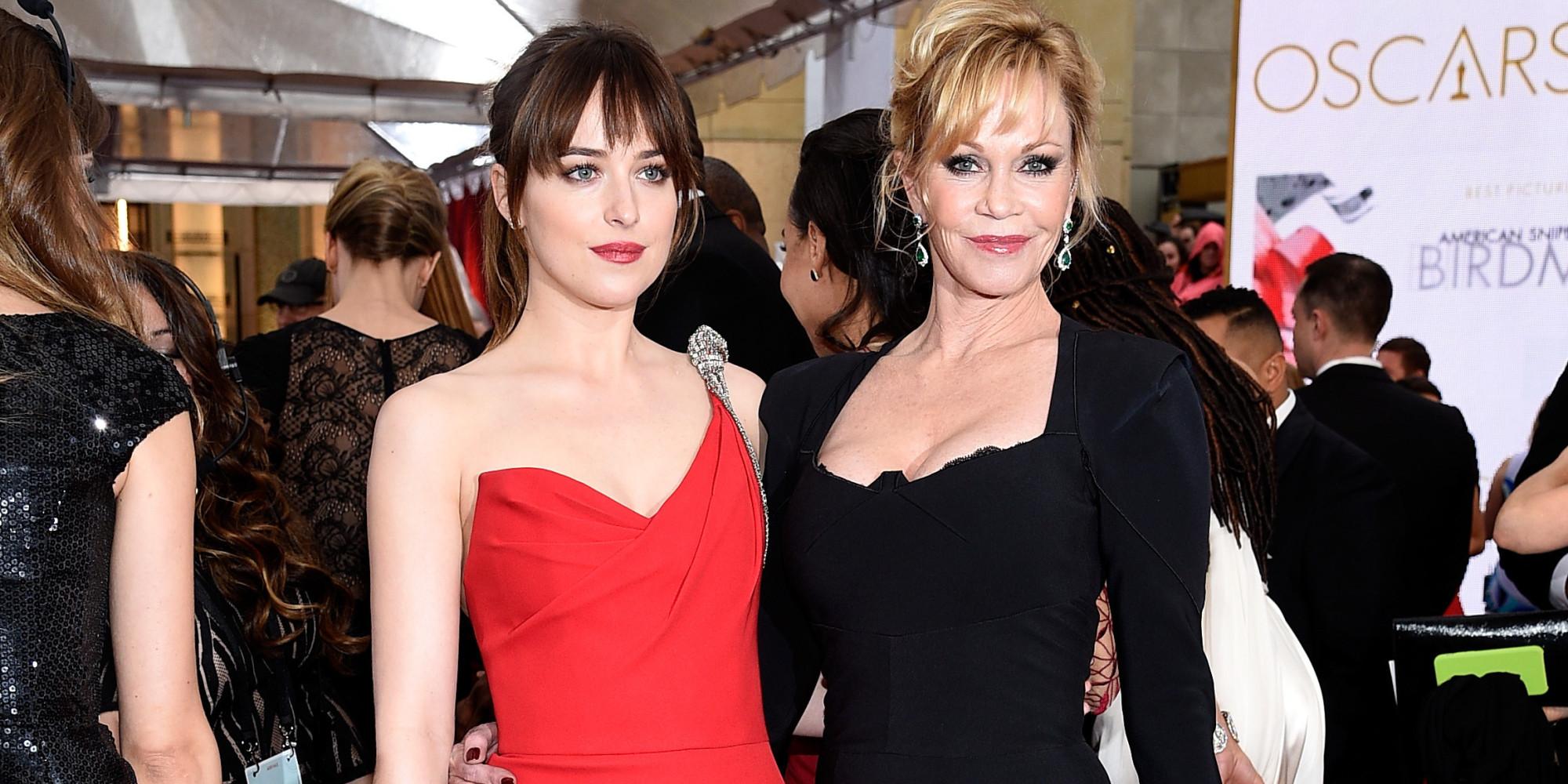Oscars 2015 Red Carpet...