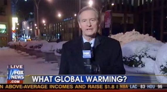 global warming fox news