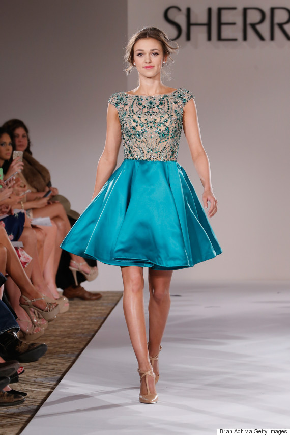 Sherri Hill Fashion Designer