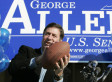 George Allen Irks NBC Reporter With Sports Inquiry