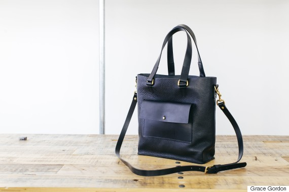 Competition: Win A Stylish Leather Tote Bag From Grace ...
