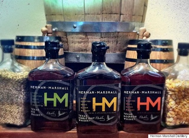 herman marshall distillery