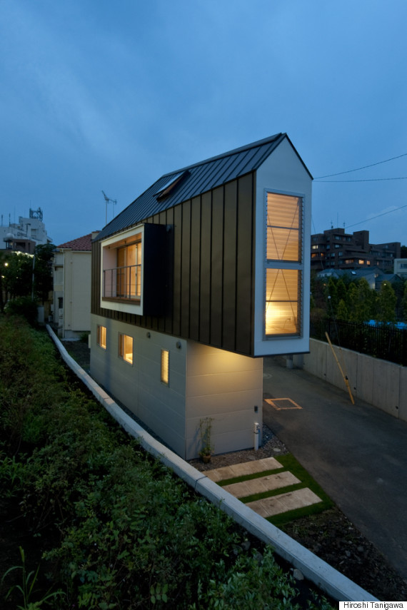 f  Miniature Abode In Japan- Best Tiny House Movement o F 570
