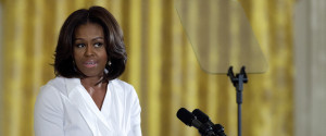 MICHELLE OBAMA BLACK HISTORY MONTH 2015