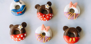 Disney Donuts Are Almost Too Cute To Eat
