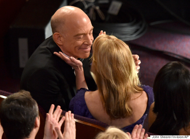 jk simmons and wife