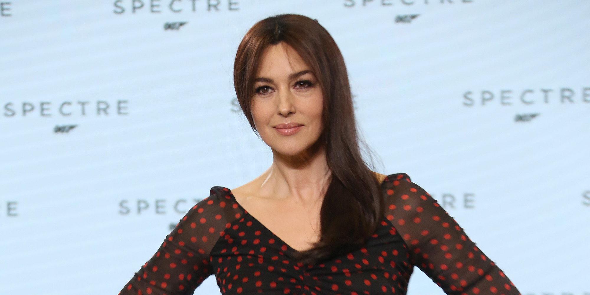Monica Bellucci 2015 Monica Bellucci Says She's a