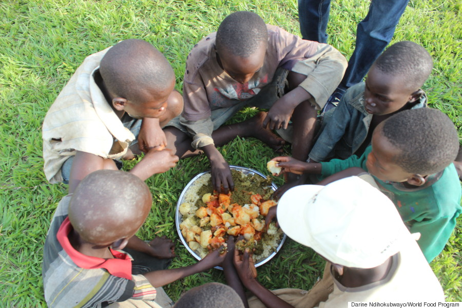 How Many Impoverished Kids Rely On Food Organizations