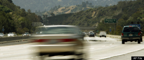 FREEWAY POLLUTION BRAIN DAMAGE