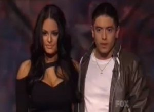 Pia Toscano Eliminated American Idol