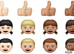 Apple Brings Diversity To Emojis