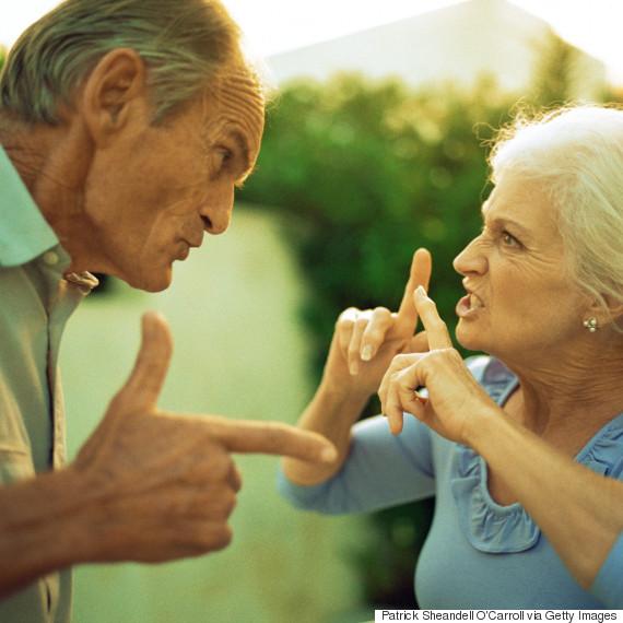 argument old man