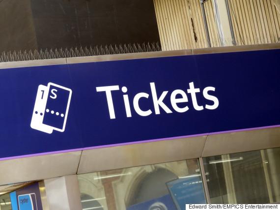 train ticket uk