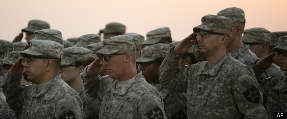 MILITARY PAY WORRIES