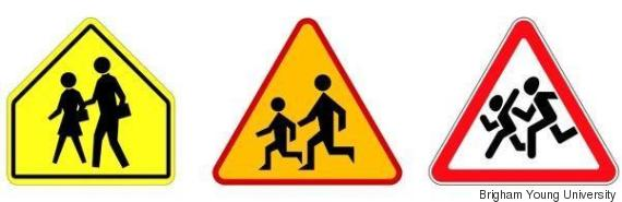 road signs action
