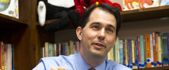 CHAMBER OF COMMERCE SCOTT WALKER