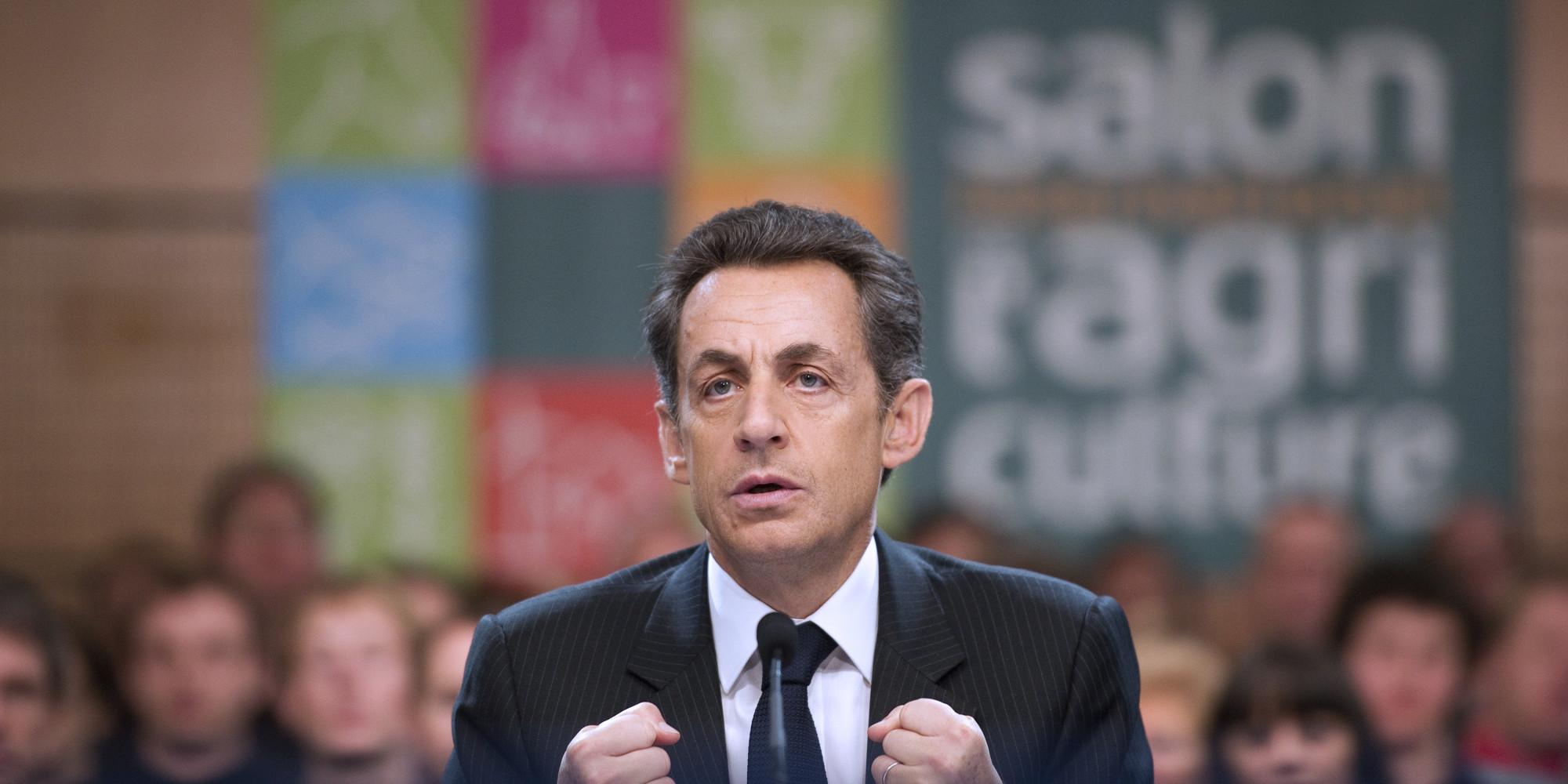 Salon de l 39 agriculture nicolas sarkozy veut choyer des for Sarkozy salon agriculture