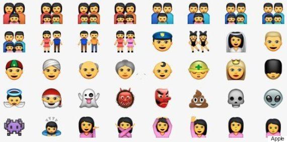 Gay Families Are Coming To The Emoji Keyboard HuffPost