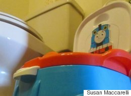Why I Gave Up Potty Training My Son After One Day