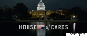 HOUSE OF CARDS SCREENSHOT
