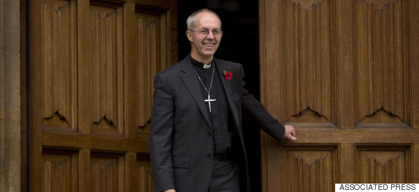 Here's How You Can Kick It With The Archbishop Of Canterbury