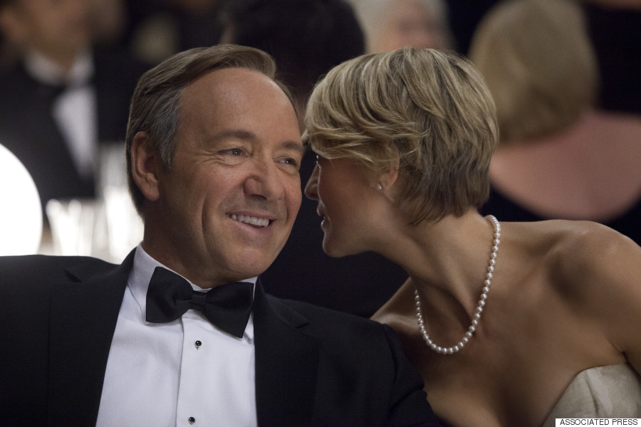 How To Get Claire Underwood's 'House Of Cards' Style Without Becoming