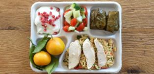 Photos Of School Lunches From Around The World Put America To Shame